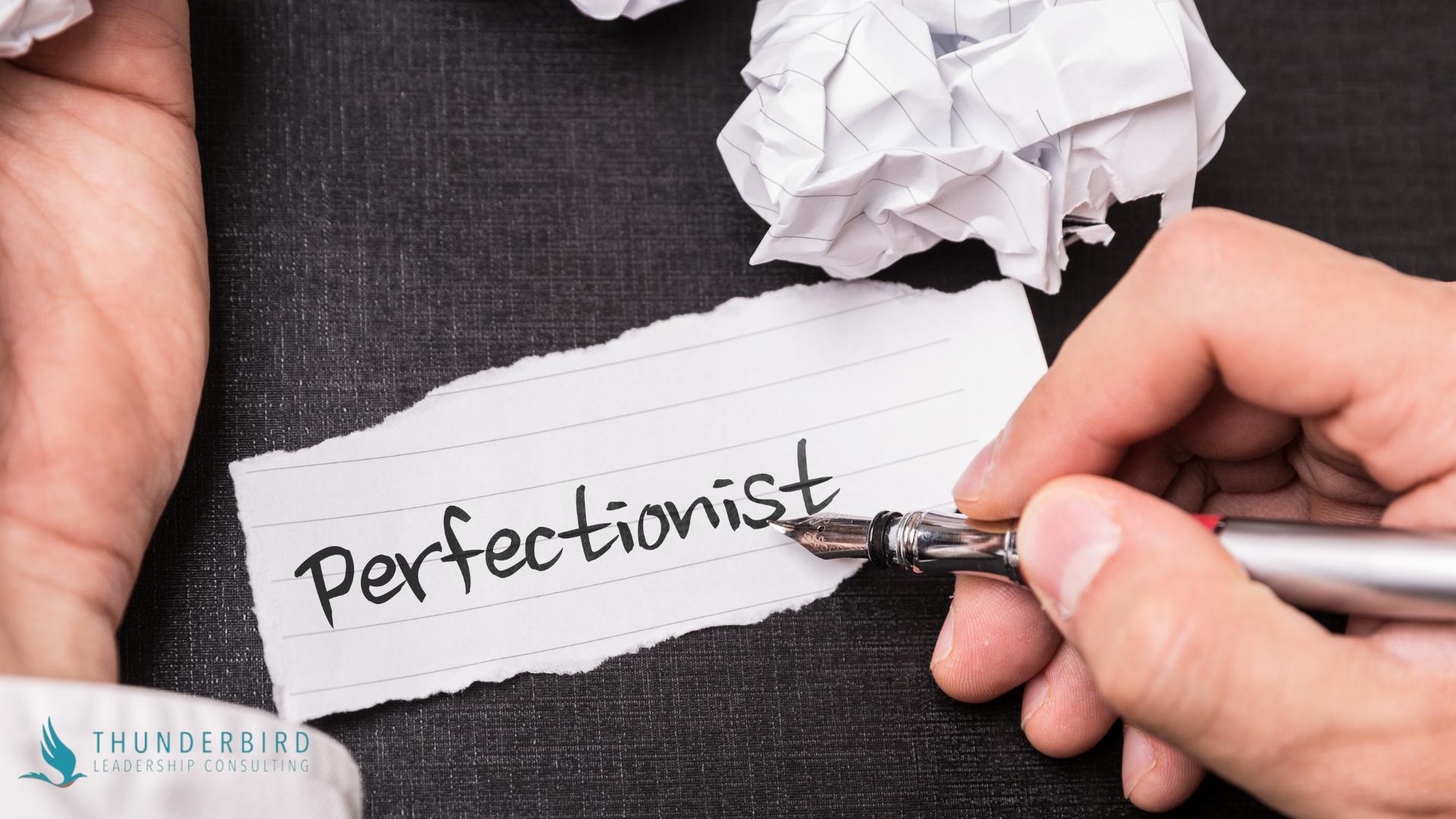 TLC – Blog on Perfectionism